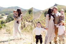 Styled Family Shoots