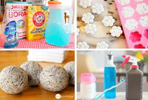 Laundry products to make