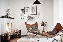 Interiør / Inspirasjon og ideer til hjemmet.