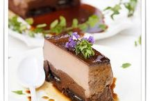 brownie flan de oreos  chocolate