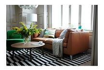 Our Living Rooom / by Andrea Brand