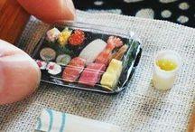 Tiny Japanese Food