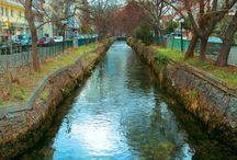 Greek Beautiful Towns