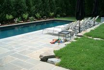 Patios and Pool Decks / A sampling of many of ARNOLD Masonry and Landscape's patio and pool deck projects throughout Metro Atlanta.