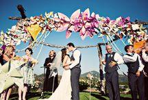 Wedding decor D.I.Y