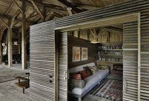 Living Spaces / A selection of living spaces from Lionel Jadot's portfolio