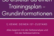 Trainingsplan Laufen ...