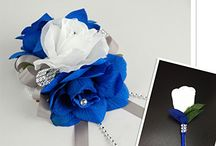 Corsage & Boutonnieres / The most beautiful and stunning artificial corsage and boutonnieres to your special moments.