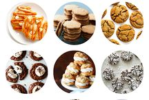 Cookies / Recipes for the Cookie Monsters in the House