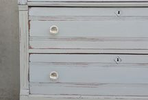Custom Milk Paint Colors / by Ardent Hands Designs
