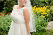 -Wedding: dresses. / by Mehgan Frazier