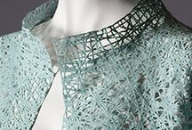 Fashion & Technology / Fashionable accessories, wearable technology, and clothes printed in 3-D or made using technology