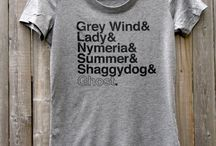 Geekwear / Wear your fandoms proudly.