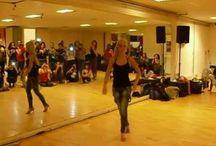 kizomba dance solo