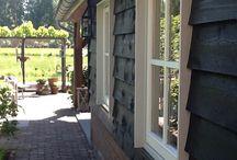 Nieuwe casa - veranda