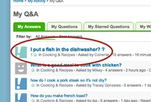 Stupid Cooking Questions