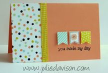 Cute cards - Spots, dots and circles