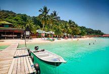 Maleisie - Perenthian islands