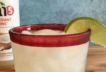 Drink: Margarita