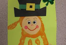 st patty's day crafts / by Kelly Freiday