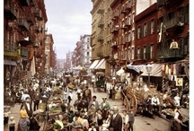 The History of New York City / The Battista heritage, in photos.