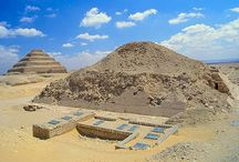 Egyptian Pyramids - Many Faces, Aspects, & Building Styles.