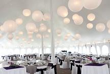 Bryllupsdekorasjon rom/bord