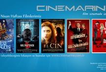 Cinemarine 5 Nisan Haftası Yeni Filmlerimiz