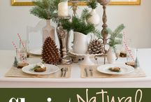Decorate: Tablescapes / by Nikki Leigh