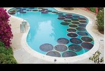 Pool warming ideas