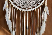 crochet dreamcatchers