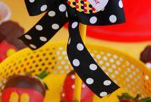Fiesta Minnie Roja