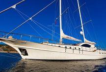 MISS B / #gulet, #yacht, #bluevoyage, #yachtcharter, www.cnlyacht.com