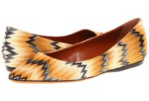 Pointy Toe Flats / by Fabulous After 40 - Deborah Boland