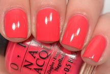 Nail Color / by Scarlett Shumate
