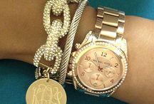 Relógios e pulseiras...que tudo!