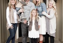 Family sessions - dressing ideas