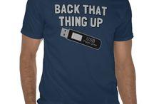 Tech Tees / technology tshirts