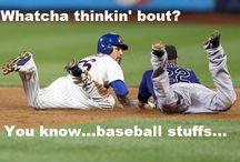 Baseball<3 / by Delaney McCann