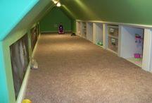 Kid's Playroom / by Valerie Loescher