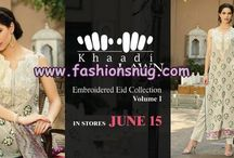 Eid Dresses Collection 2013