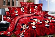 Minnie Mouse Girl's Room