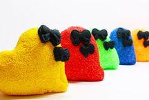 "Learn Colors / Learn Colors with Heart ""Creative"" Clay Foam - Nursery Rhymes Farmees | Kids Songs | Baby Rhymes"