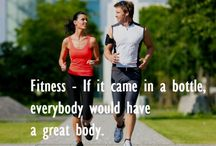 Get fit motivation  / by Stormie Cobb