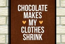 Sjoklade/kaffe/søtsaker