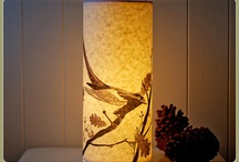 unusual lamps / All of the Lamps are printed using fade resistant pigment inks