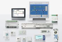 Building automation / Equipment for larger HVAC systems.