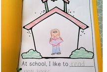 writing -kindergarten