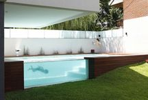 Franco Home Pool / Piscine