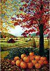 Autumn scenes and crafts